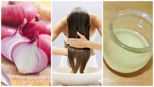 Comment lutter contre la chute des cheveux avec des remèdes à base d'oignon