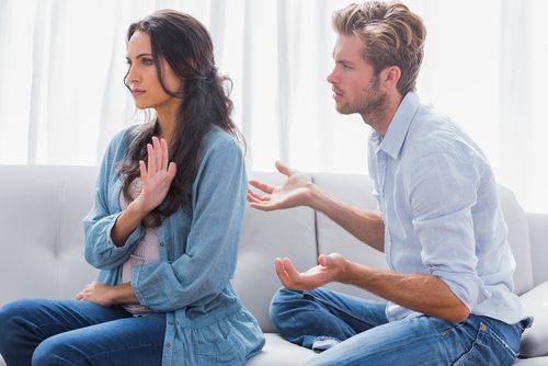 Insatisfaction dans une relation : refus systématiques