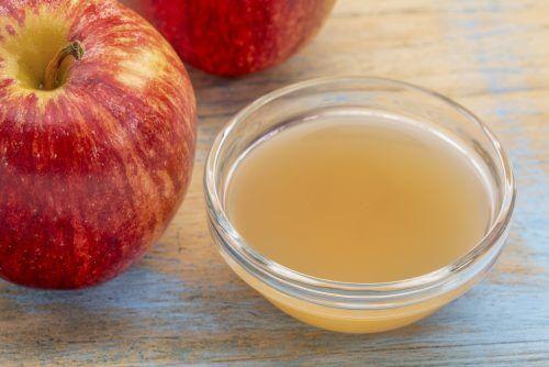 Le vinaigre de pomme pour perdre du poids !