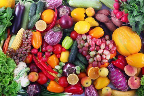 manger des fruits pour réduire la sécheresse du visage