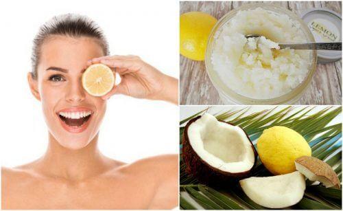 5 traitements cosmétiques que vous pouvez préparer avec du citron