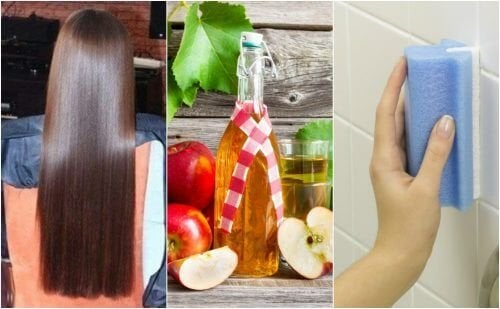 5 utilisations intéressantes du vinaigre de pomme que vous aimerez connaître