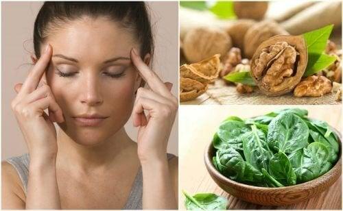7 aliments qui vous aident à renforcer les fonctions cérébrales