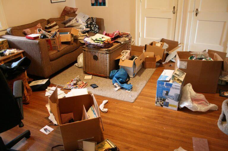 7 conseils pour garder une maison rangée