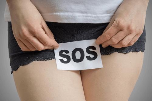 sécrétions vaginales et candidose
