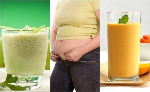Comment désenflammer le ventre de manière naturelle en préparant ces 5 jus