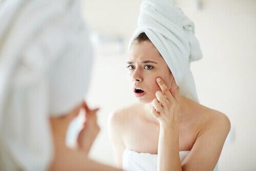 blanc d oeuf pour traiter l'acné