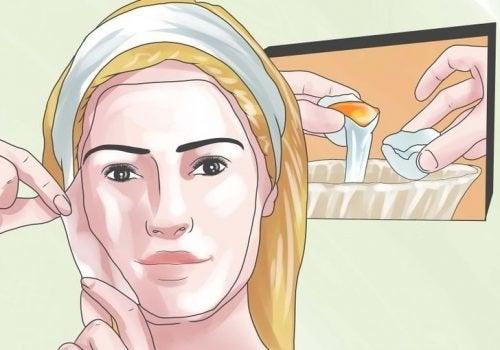 Utilisations du blanc d'œuf pour prendre soin de votre santé et de votre beauté