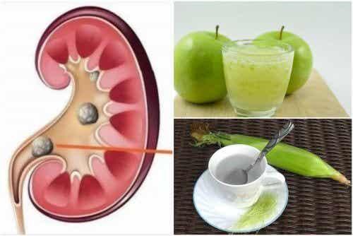 Dissolvez les caillots dans les reins grâce à ces 5 remèdes naturels