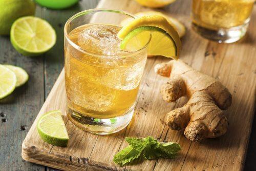 Découvrez les 5 bienfaits de l'eau au gingembre