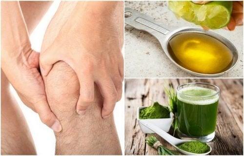 Réduisez l'acide urique avec ces 6 ingrédients naturels