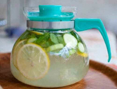 limonade au gingembre et au citron pour combattre l'inflammation