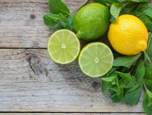 le citron pour prendre soin des ongles, des mains et des pieds