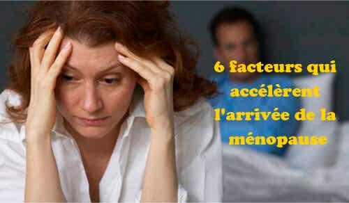 6 facteurs qui accélèrent l'arrivée de la ménopause
