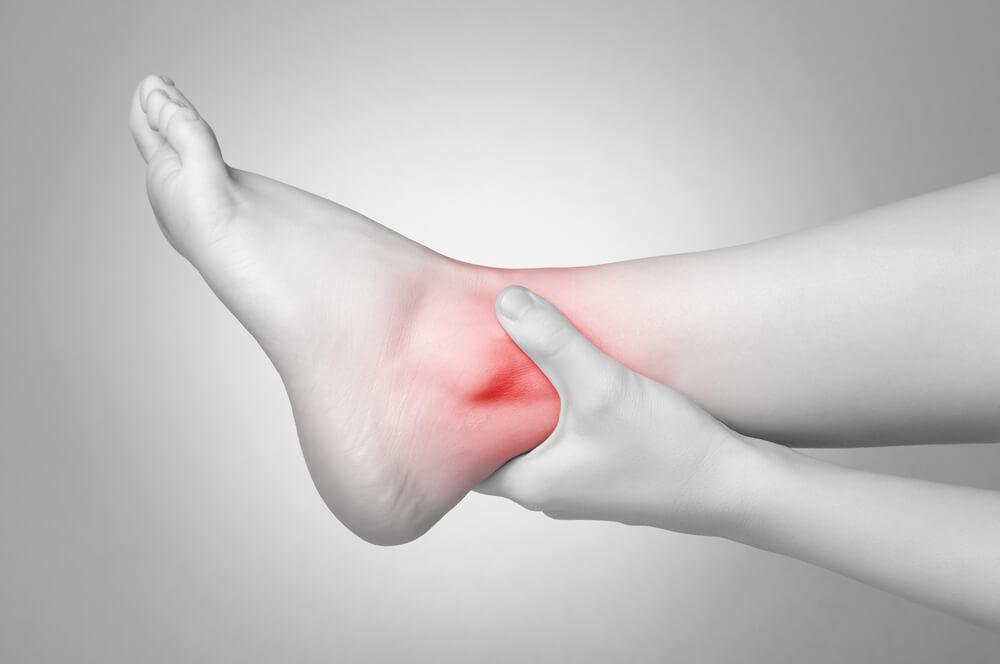éviter l'entorse de la cheville grâce à l'entraînement musculaire