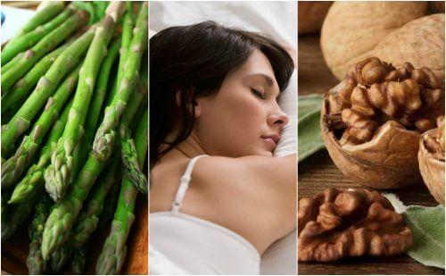 9 aliments riches en mélatonine pour améliorer la qualité du sommeil