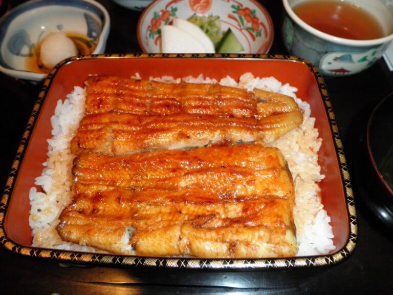 L'anguille est mauvaise pour la santé