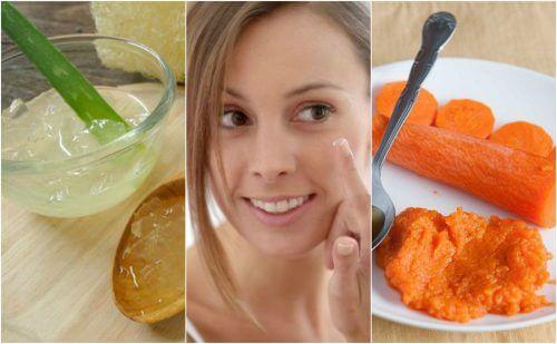 Comment atténuer les rides d'expression du visage avec 5 crèmes maison