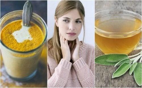 Comment calmer l'irritation de la gorge grâce à 6 ingrédients naturels