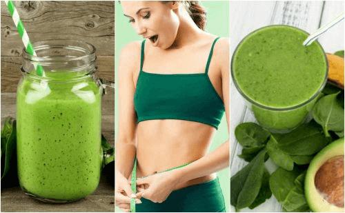 Comment préparer 5 jus aux épinards pour perdre du poids