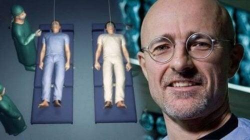 La première transplantation de tête aura lieu dans moins de 10 mois