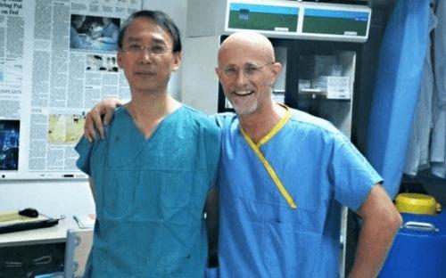 Nouveau patient, nouvelle date et nouveau contexte pour la première transplantation