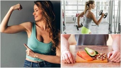 Les 5 habitudes à adopter pour prendre de la masse musculaire naturellement