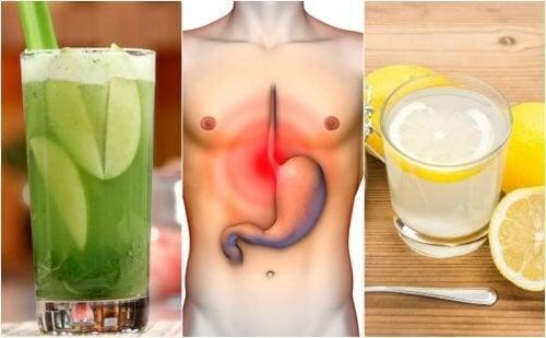 Acidité stomacale : 5 remèdes pour s'en débarrasser