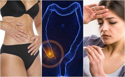 Les 7 symptômes de l'appendicite