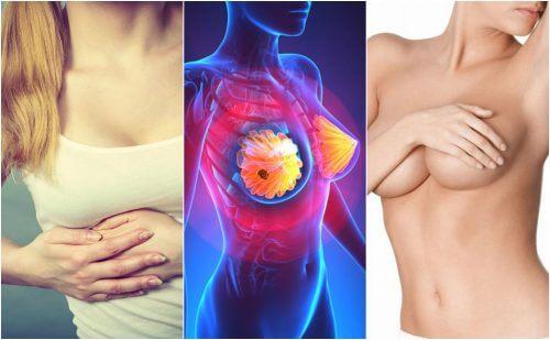 Les 9 symptômes du cancer du sein que toutes les femmes doivent connaître