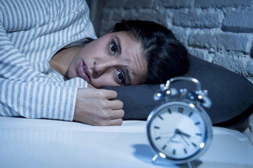 baisse de sérotonine et insomnie