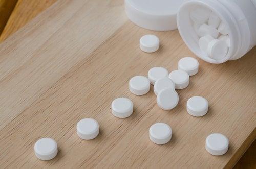 traiter les verrues avec de l'aspirine