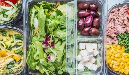 Profitez d'une salade saine et délicieuse tous les jours de la semaine