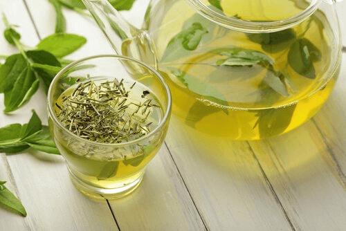 consommer du thé vert pour lutter contre la dégénérescence maculaire