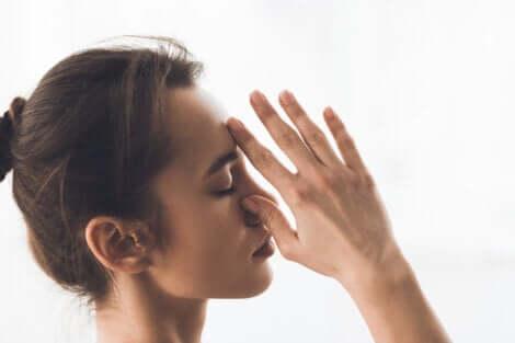La respiration nasale aide à soulager le stress.