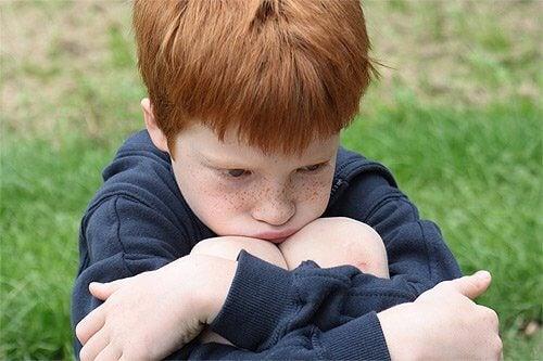 enfant victime d'abus sexuels