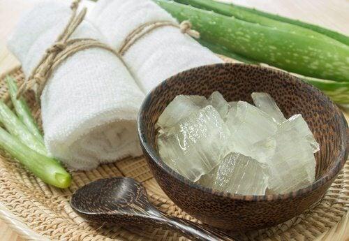Soulagez les aphtes buccaux grâce au gel d'aloe vera