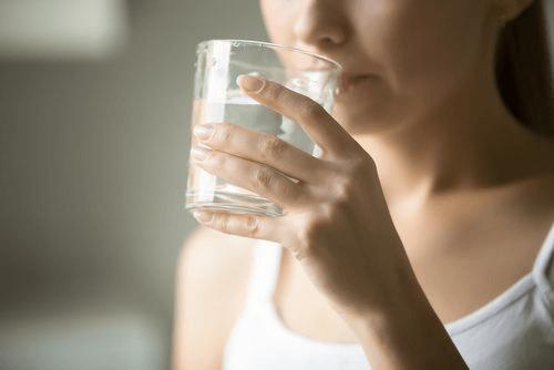 augmentez votre consommation d'eau