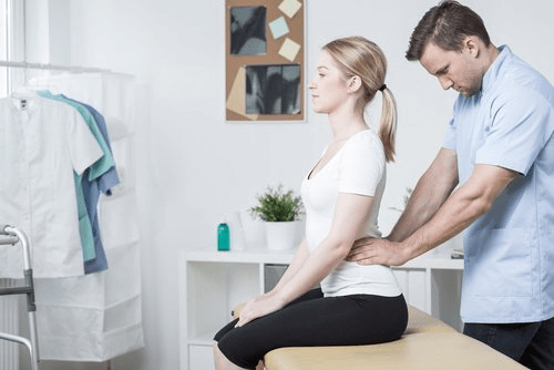 auto-massage lombaire