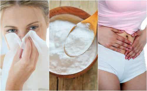 5 remèdes naturels avec du bicarbonate de sodium que vous aimerez découvrir