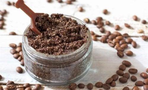 le marc de café un remède maison contre la cellulite
