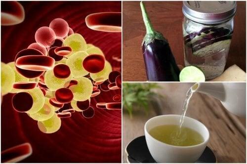 Réduisez le mauvais cholestérol avec ces 5 remèdes naturels