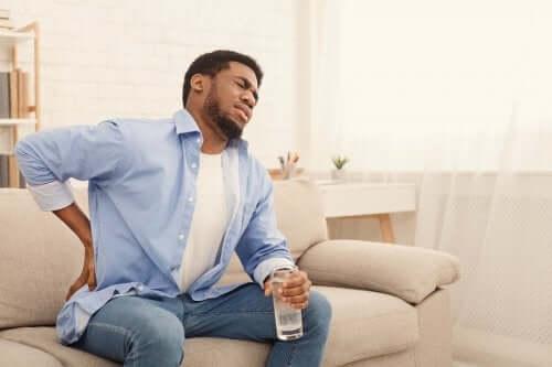 6 boissons pour combattre la douleur au niveau des reins