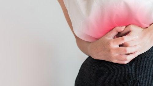 Douleurs et troubles menstruels.