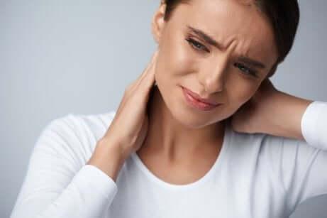 Les douleurs musculaires peuvent indiquer un problème de thyroïde.