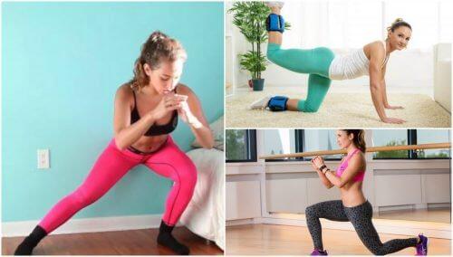 5 exercices simples pour tonifier vos fesses à la maison