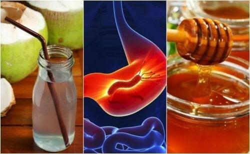 7 remèdes naturels pour combattre la gastrite