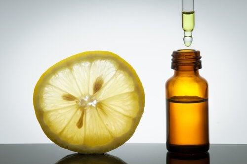 huiles aux agrumes pour traiter la cellulite