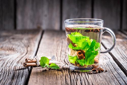 infusion thé vert