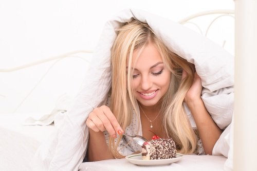Le désir de manger du sucre peut indiquer que l'intestin est malade